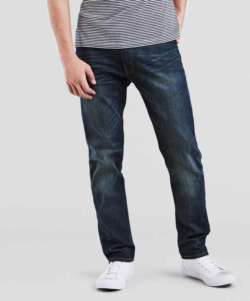 Levi's Men's 502 Taper Fit Jeans in Rosefinch at Dave's New York