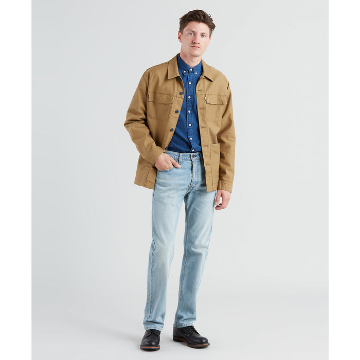Levi 505 Regular Fit Jeans - Fallen Star