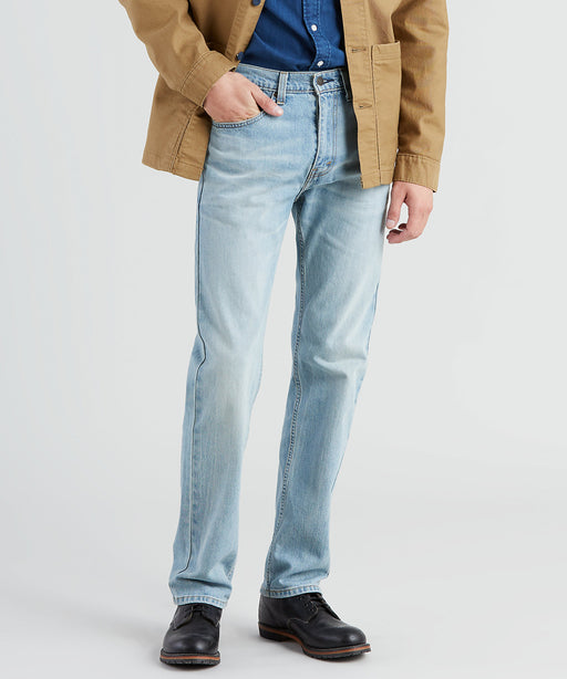 Levi's Men's 505 Regular Fit Jeans in Fallen Star at Dave's New York