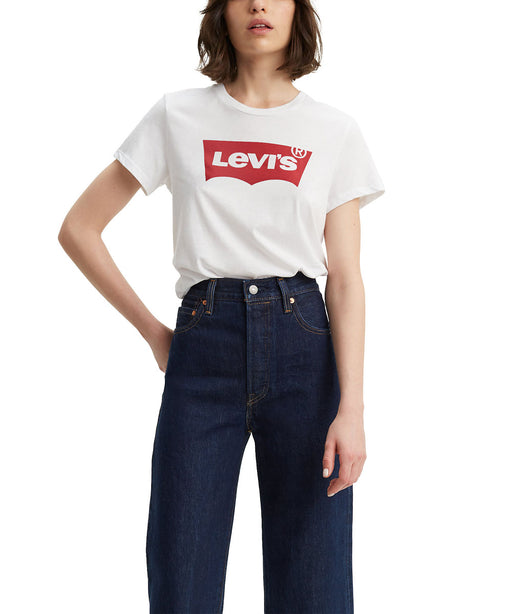 Levi's Ladies The Perfect Tee - White