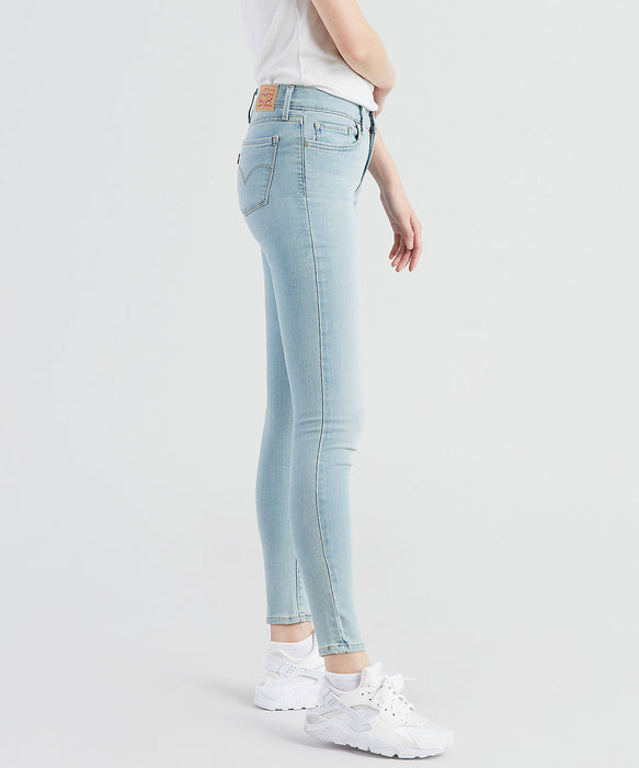 Levi's Women's 710 Super Skinny Jeans in Springs Returns at Dave's New York