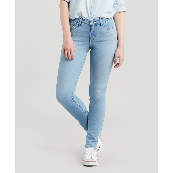 Levi's Women's 711 Skinny Fit Jeans in Sidetracked at Dave's New York