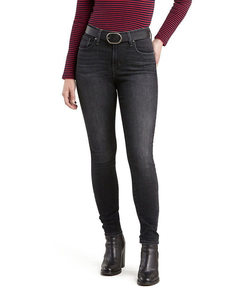 Levi's Women's 721 High Rise Skinny Jeans in Steady Rock at Dave's New York