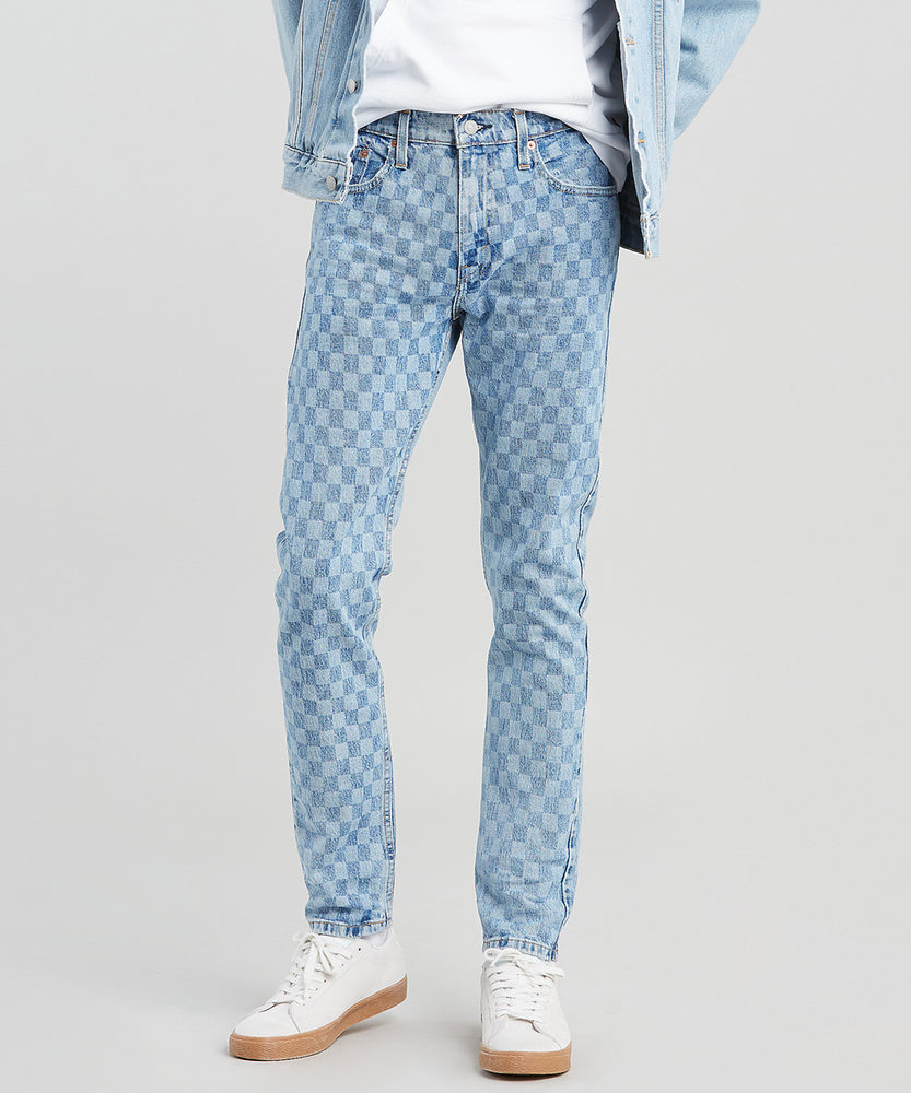 Levi 512 Slim Fit Tapered Leg Jeans – Chiapas Checker