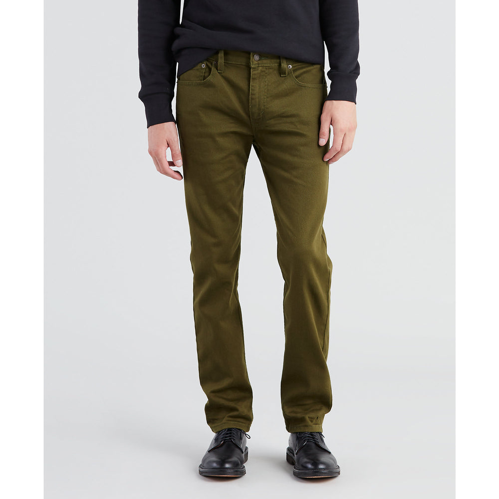 Levi's Men's 502 Regular Fit Tapered Leg Jeans in Foragers Green at Dave's New York