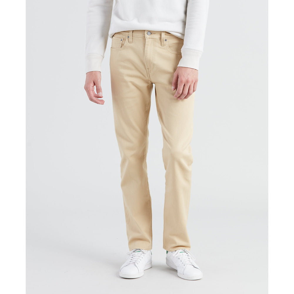 Levi's Men's 502 Regular Fit Tapered Leg Jeans in Pebble at Dave's New York