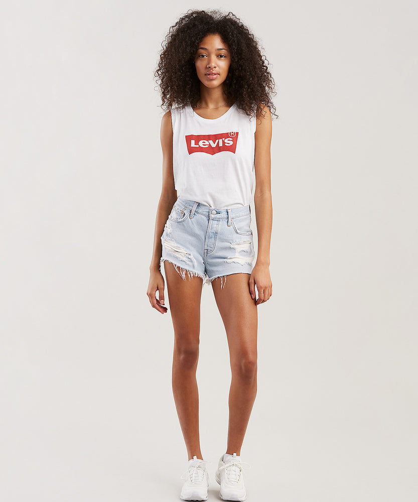 Levi Women's 501 Denim Shorts – Got Owned