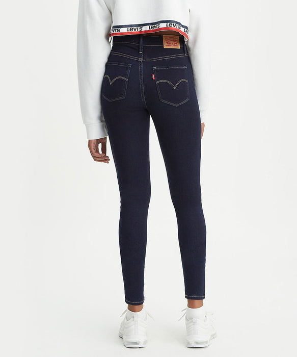 Levi Ladies 720 High Rise Super Skinny Jeans – Indigo Atlas