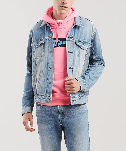 Levi Men's Unbasic Block Trucker Jacket - Boula