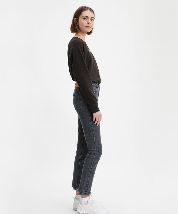 Levi's Women's 501 Skinny Jeans in Cabo Storm at Dave's New York