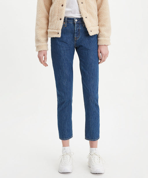 Levi's Women's 501 Taper Fit Jeans in Market Secret at Dave's New York