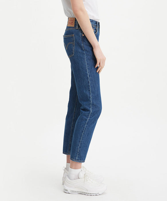 levis womens tapered jeans