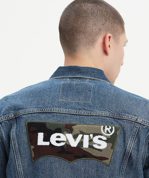 Levi Men's Trucker Jacket - Fort Mason