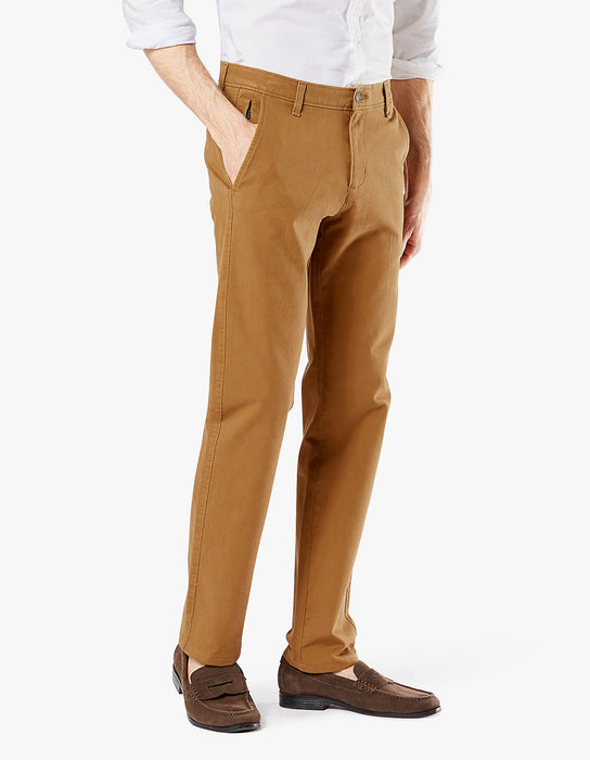 Dockers Ultimate Chino with Smart 360 Flex - Dark Ginger
