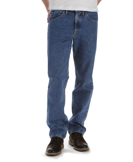 Lee Men's Regular Fit Straight Leg Jeans in Pepper Stone at Dave's New York