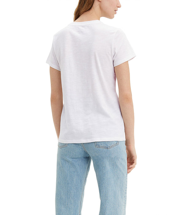 Levi's Women's The Perfect Tee - White