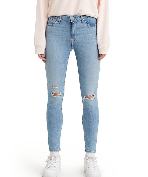 Levi's Women's 721 High Rise Skinny Jeans - Azure Glow