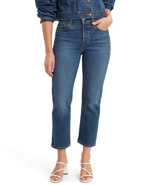 Levi's Women's 501 Crop - Charleston High