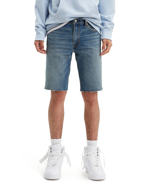 Levi's Men's 511 Slim Fit Cut Off Shorts - Grana Padono at Dave's New York