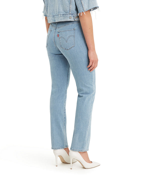 Levi's Women's Classic Straight Jeans - Oahu Morning Dew