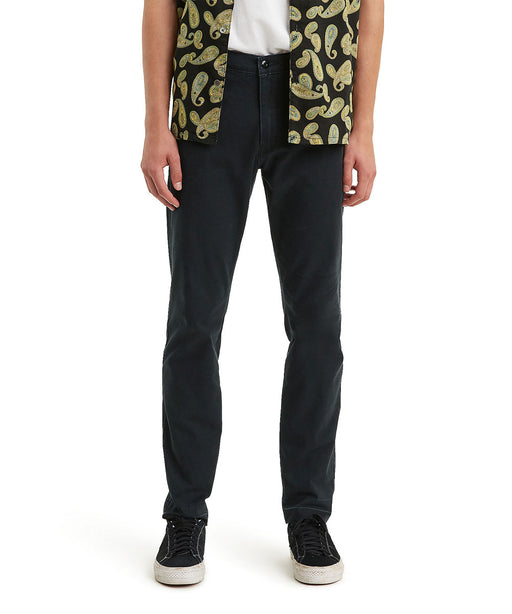 Levi's Men's XX Chino Standard Taper Fit Pants in Mineral Black at Dave's New York