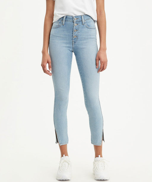 Levi's Women's 721 Skinny Ankle, Exposed Buttons - Shy Away