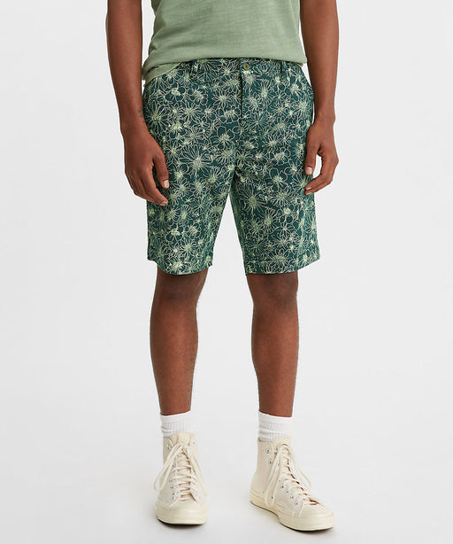 Levi's Men's XX Chino Standard Taper Fit Shorts - Scribble Bug Night Jungle at Dave's New York