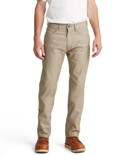 Levi's Men's Workwear Fit Canvas 5-pocket pants - Timberwolf at Dave's New York