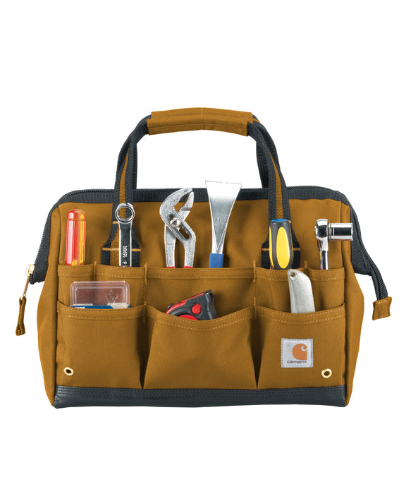 Carhartt Legacy 14 inch Tool Bag in Carhartt Brown at Dave's New York