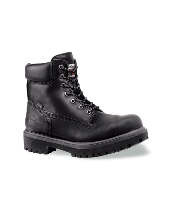 Timberland PRO® Men's Direct Attach Steel Toe Work Boots - Black