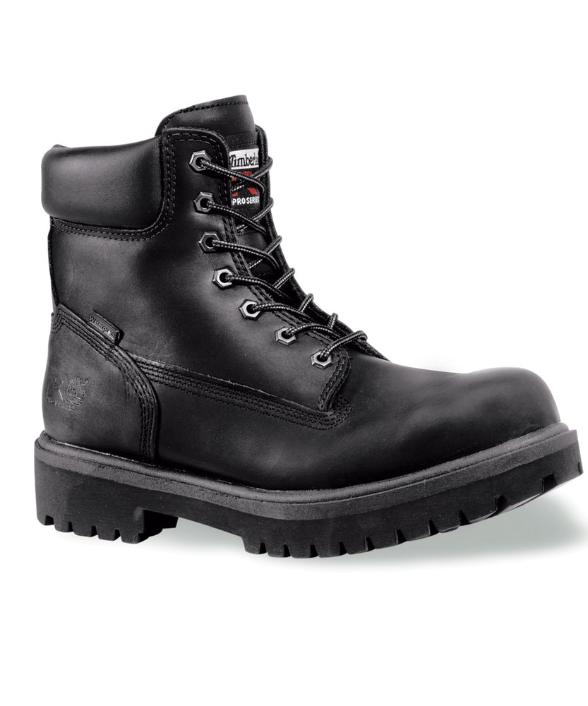 Timberland PRO® Men's Direct Attach Insulated Work Boots in Black at Dave's New York