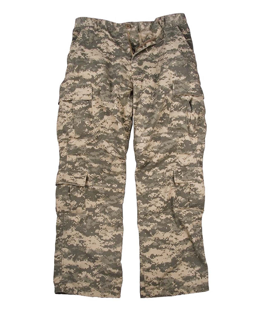X-Large Rothco Vintage Paratrooper Fatigues City Camo