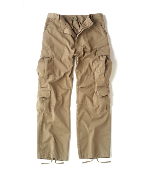 Rothco Vintage Paratrooper Fatigue Pants – Khaki