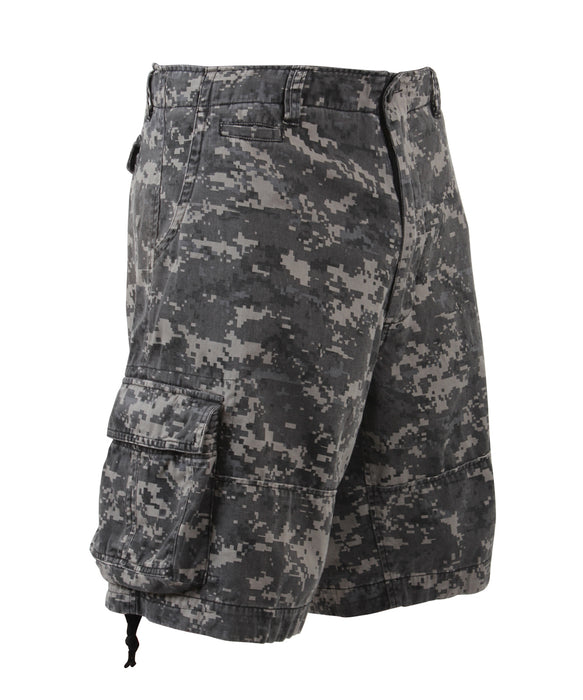 Rothco Army Style Vintage Infantry Utility Shorts – Urban Digital Camo