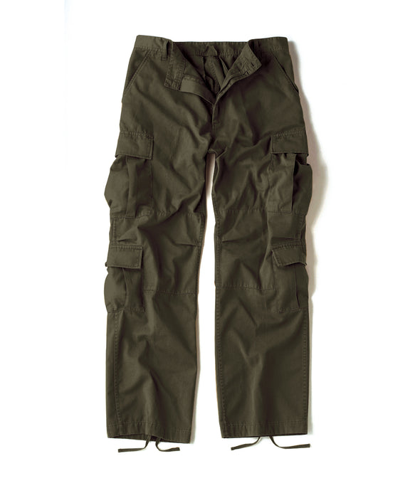 Rothco Vintage Paratrooper Fatigue Pants – Olive Drab