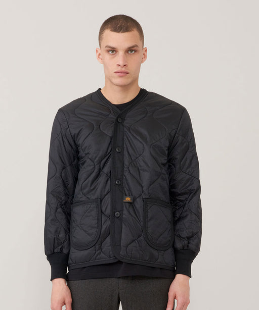 Alpha Industries ALS/92 Field Coat Liner in Black