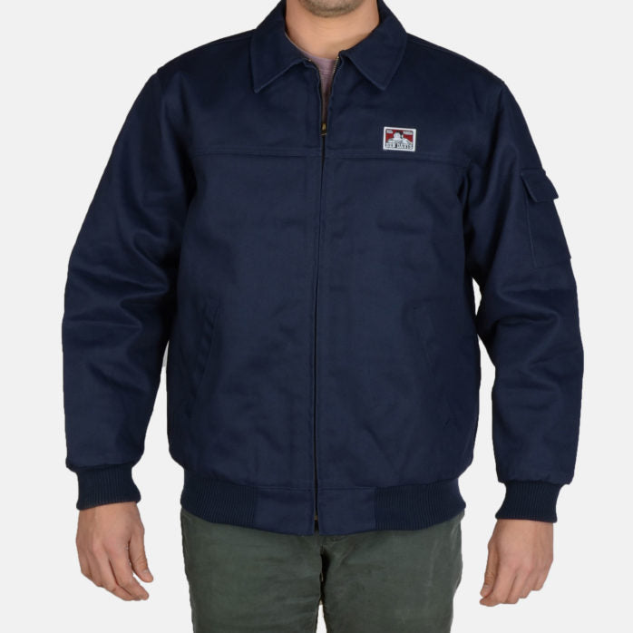 Ben Davis Mechanics Jacket - Navy at Dave's New York