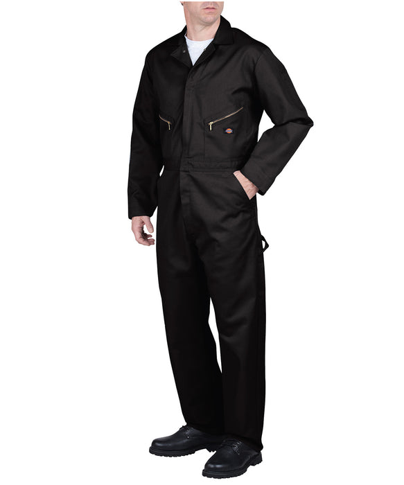 Dickies 48799 Long Sleeve Coverall - Black