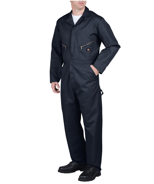 Dickies 48799 Long Sleeve Coverall - Dark Navy
