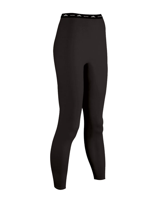 ColdPruf Women's Performance Thermal Bottoms – Black