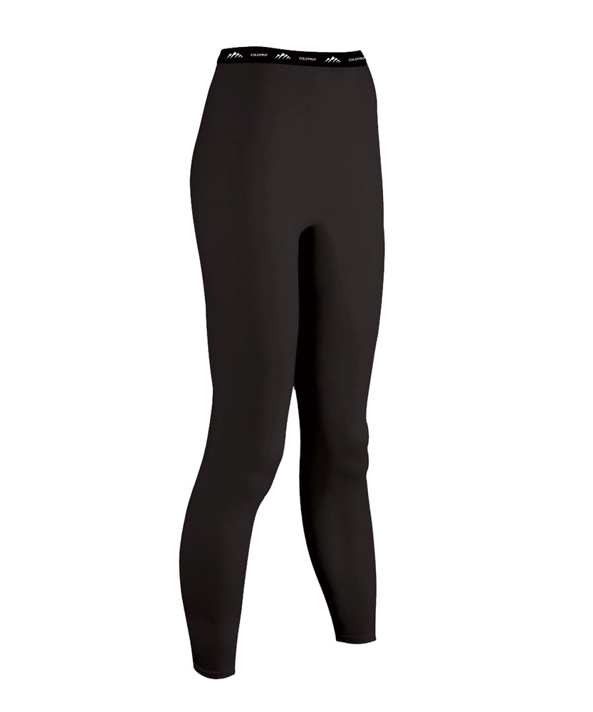 ColdPruf Women's Performance Thermal Bottoms in Black at Dave's New York