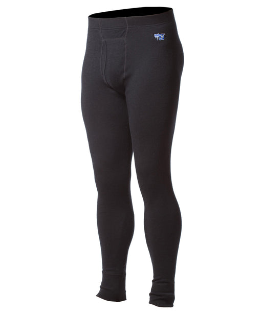 Minus33 Kancamagus Men's Midweight Bottom (model 706) - Black