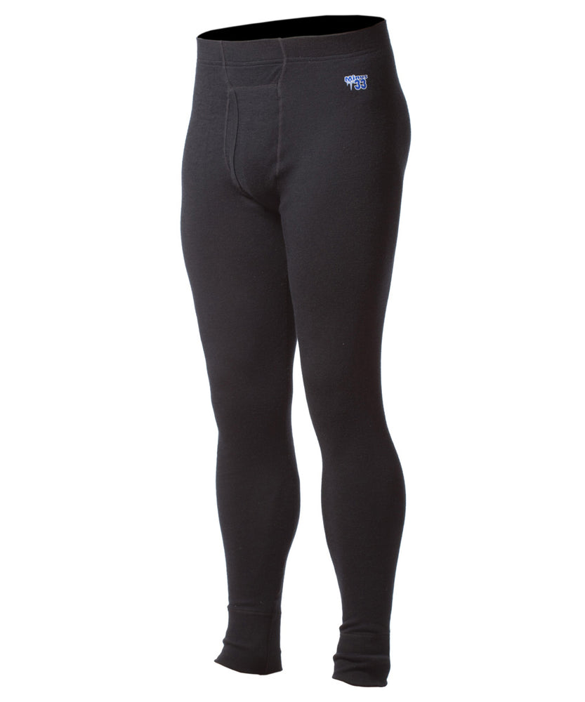 Minus33 Kancamagus Men's Midweight Bottom in Black at Dave's New York