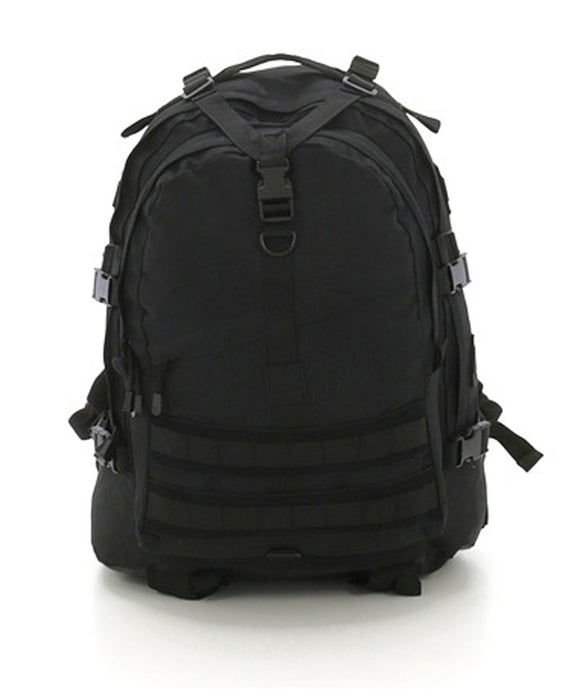 Rothco Large Transport Pack in Black at Dave's New York