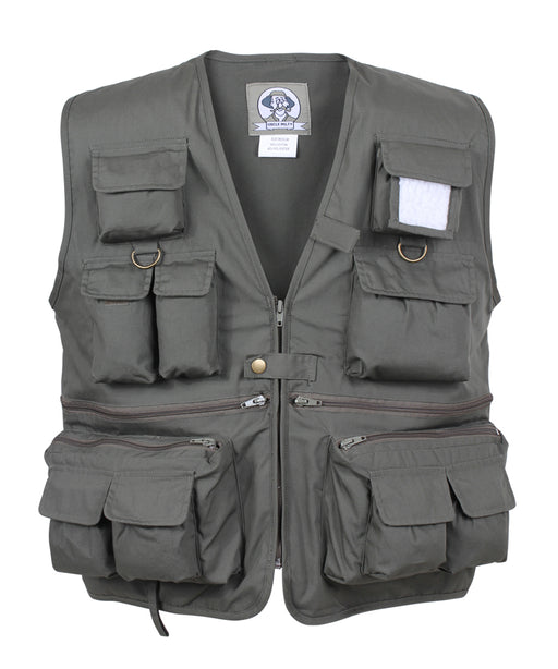 Rothco Uncle Milty Travel Vest (7540) – Olive Drab