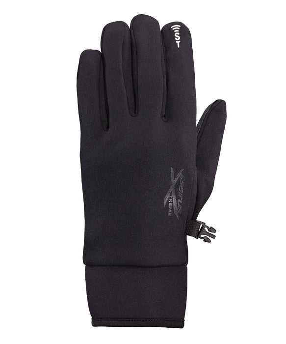 Seirus Men's Soundtouch Xtreme All Weather Glove - Waterproof/Insulated/Touchscreen - 8012 - Black