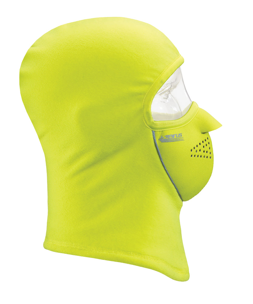 Seirus Combo Clava® Winter Face Mask 8032 – Bright Lime