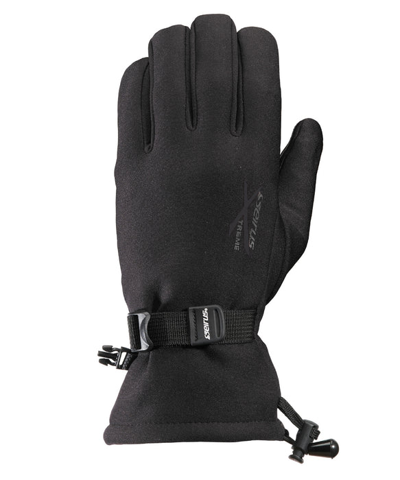 Seirus Men's Xtreme All Weather Gauntlet Glove – Waterproof/Insulated  8117 in Black at Dave's New York