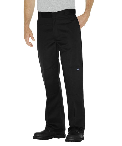 Dickies Loose Fit Double-Knee Work Pant in BLack at Dave's New York