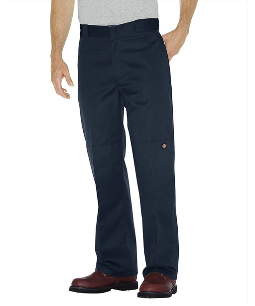 Dickies Loose Fit Double-Knee Work Pants in Dark Navy at Dave's New York